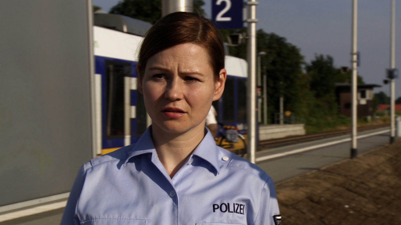 AllesGut-Polizistin