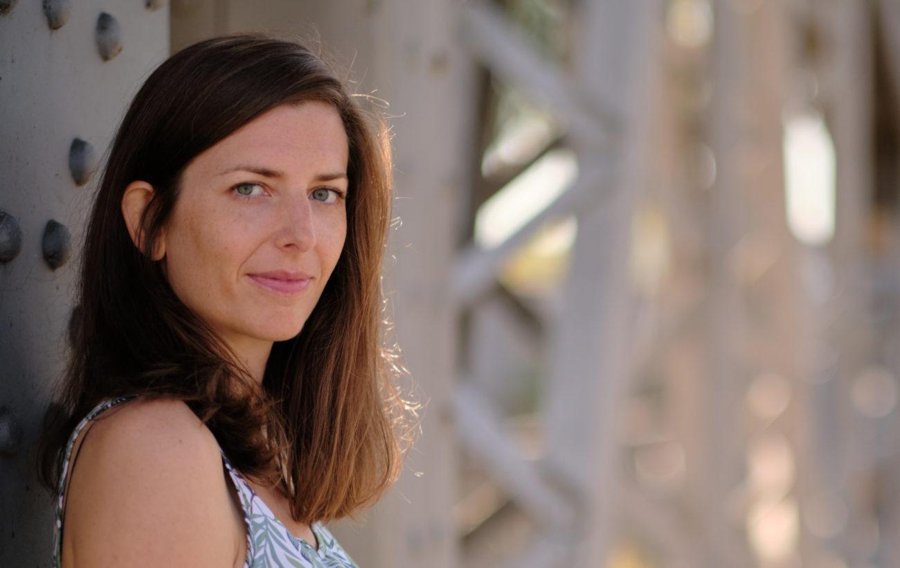 Elke Brugger Portrait